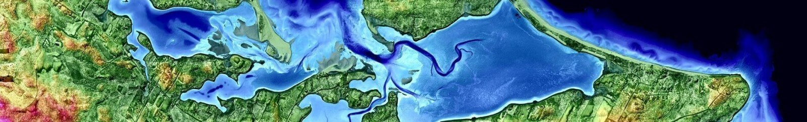 High Resolution Mapping Along the Coastal Zone