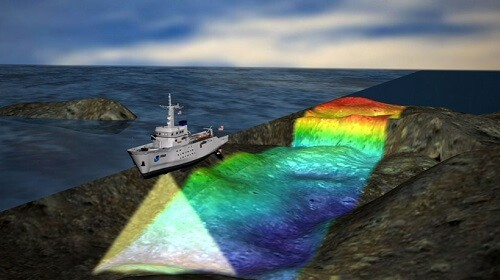 Geomatics Atlantic - Multibeam mapping