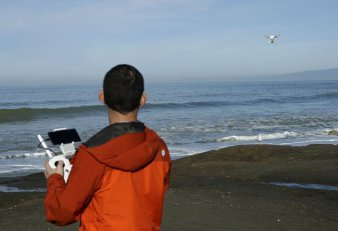 drones at High Resolution Mapping Along the Coastal Zone Workshop
