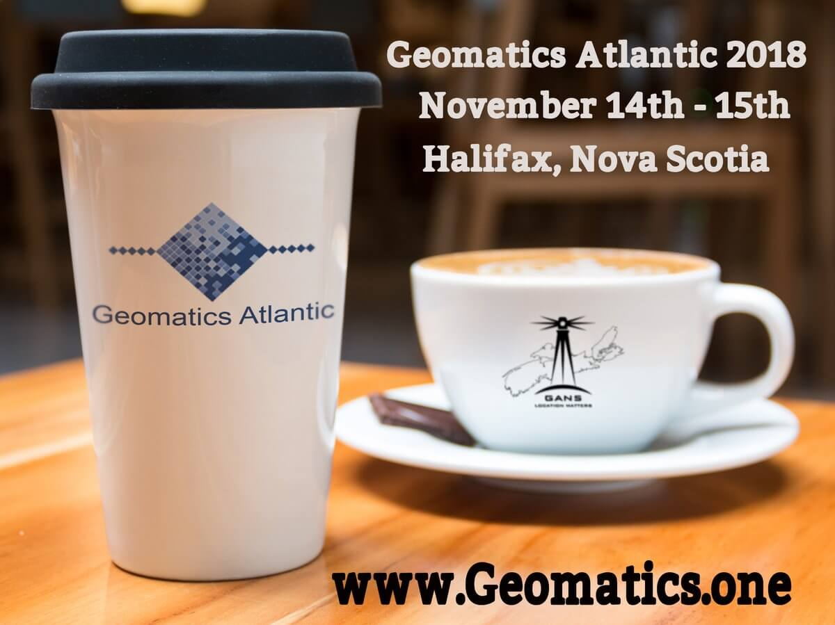 Geomatics Atlantic Oceans of Data